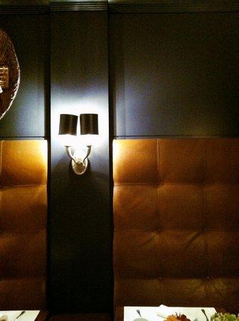 Cafe Romano: Bar