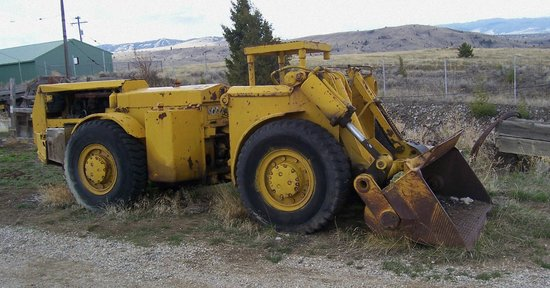 World Museum of Mining: Loader
