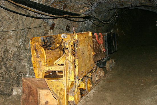 World Museum of Mining: Underground Mine Tour