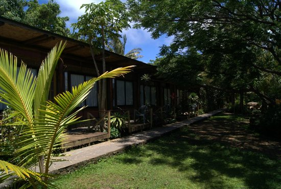 Hotel Manavai: Cabañas