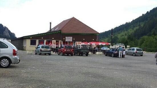 Cafeteria O Col: Relais du Col