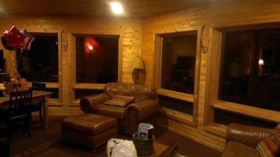 High Point Village Resort: downstairs