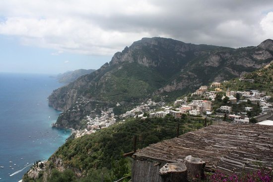 Private Tour in Italy by Domenico Iaccarino: View from the restaurant