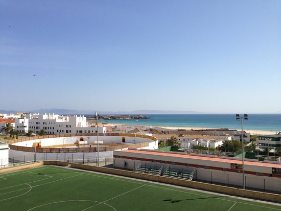 La Mirada Hotel: view from the roof