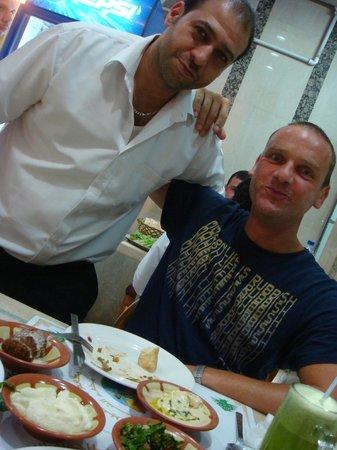 Lebanese Mill : very friendly staff