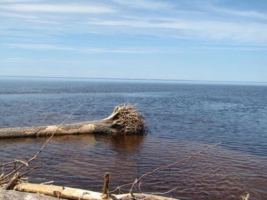 Porcupine Mountains Wilderness State Park: Lake Superior