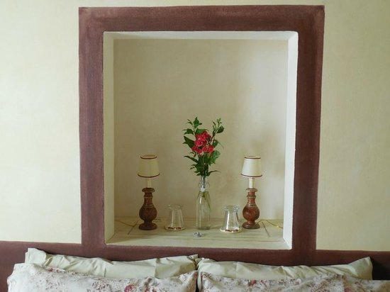 Agriturismo Tara: Chic country decorations