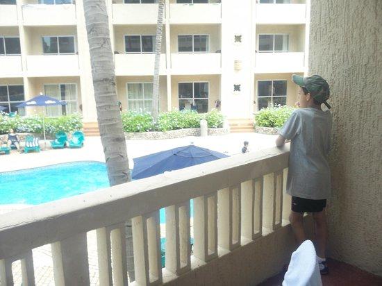 Hotel Playa Mazatlan: desde la habitacion