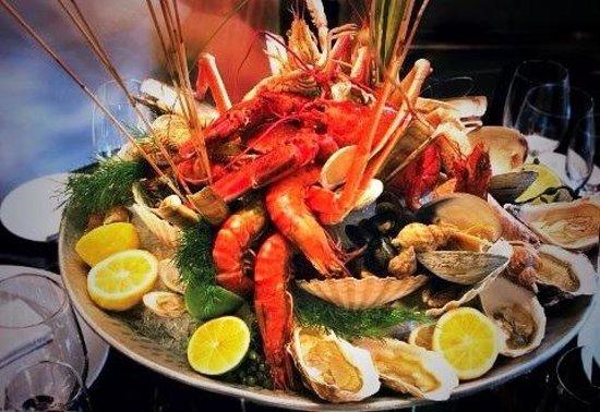 Seafood Restaurant Bath