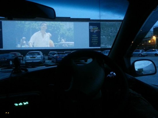 Drive in Cinema, Liverpool - Picture of Route 66 Drive In ...