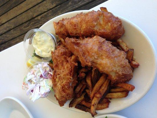 Harbour Public House: Fish & Chips