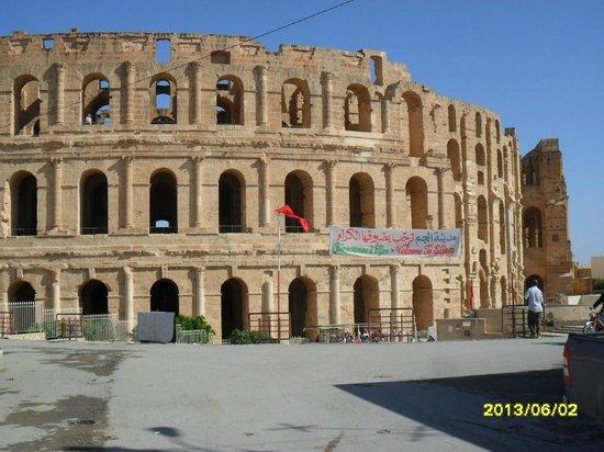 El-Jem, Tunisia: Anfiteatro