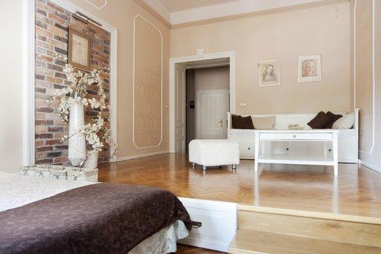 Apartaments Herbarium : Room in apartment Bono 1 - Comfort Apartment with 2 Double Beds
