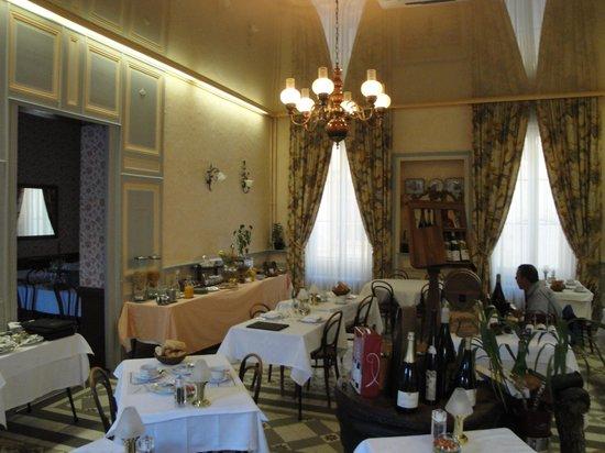 Hotel Restaurant de la Basilique : Restaurant