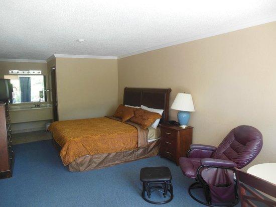 Wagner Inn : King/Suite
