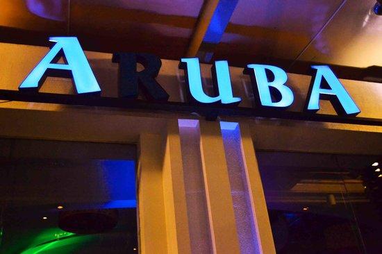 Aruba Bar and Restaurant