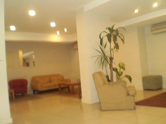 Hotel Centro Naval: lobby