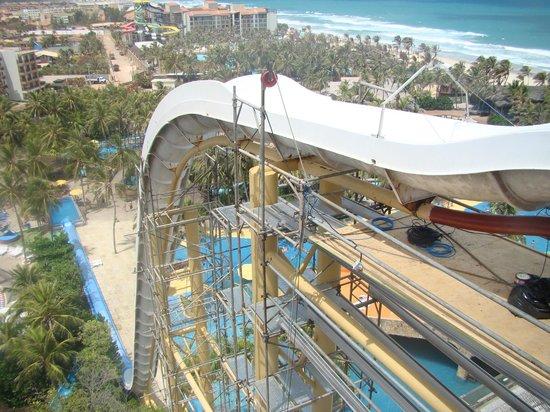 Suites Beach Park Resort: Insano...