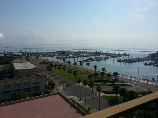 Best Western Corpus Christi : View from the room balcony!