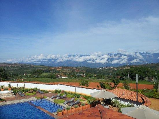 Hotel Boutique Spa Terra Barichara: Un sitio espectacular