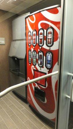 Hampton Inn & Suites Greensboro / Coliseum Area : Ice & Soda Anyone