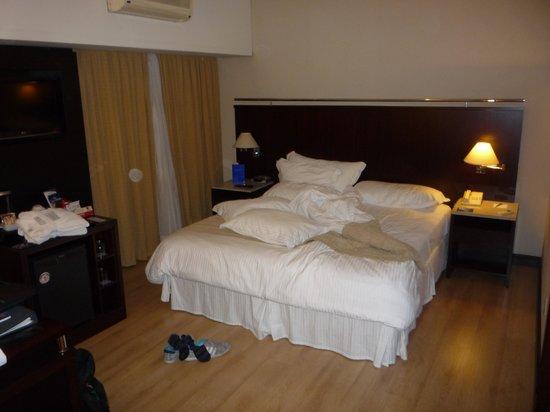 Hotel SAO PAULO IGUATEMI BY MELIA: Cama