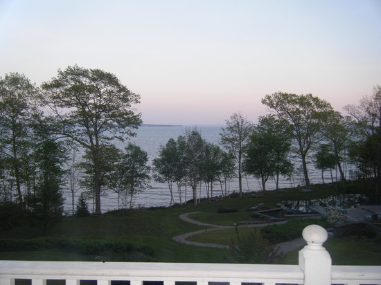 Inn at Ocean's Edge: Ocean view