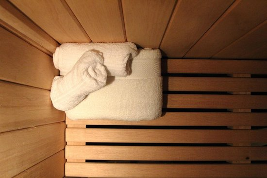 Flor de Mayo Hotel and Restaurant: Sauna
