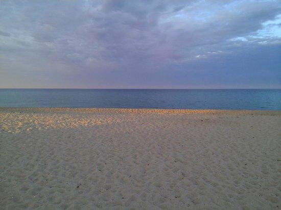 La Petite Maison : la spiaggia di posada