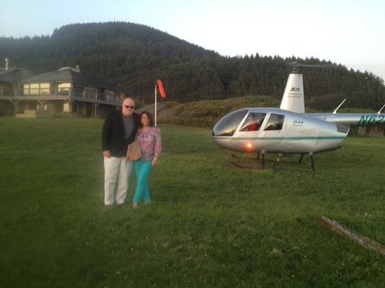 ApexHeli Tours: Nice ride!