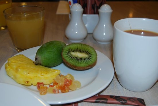 Sudima Hotel Lake Rotorua : Continental Breakfast