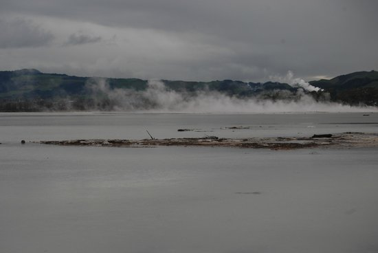 Sudima Hotel Lake Rotorua : Lake Rotorura