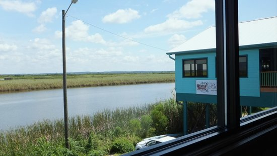 Original Oyster House: Oyster House Back River