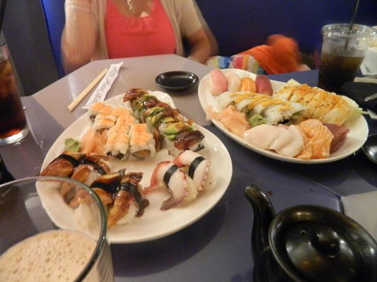 Bluefin Restaurant: Sushi