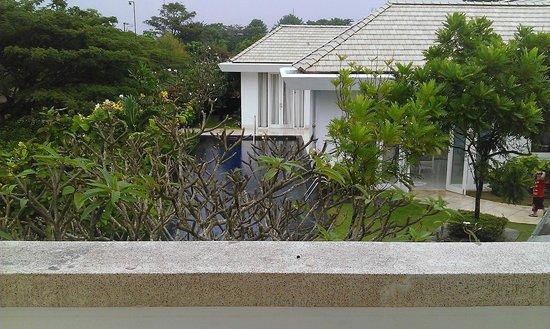 Karang Selatan Villa : Bedroom view