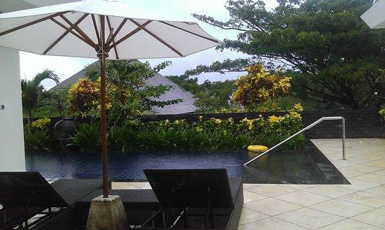 Karang Selatan Villa : Pool view