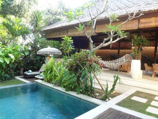 Tepi Laut Villa: Chill out