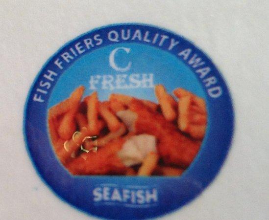 C Fresh Fish and Chips: Awards