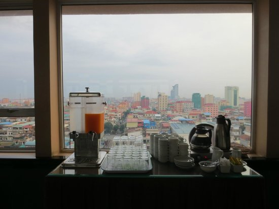 Salita Hotel: Breakfast