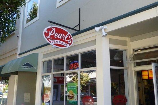 Pearl's Phatburgers