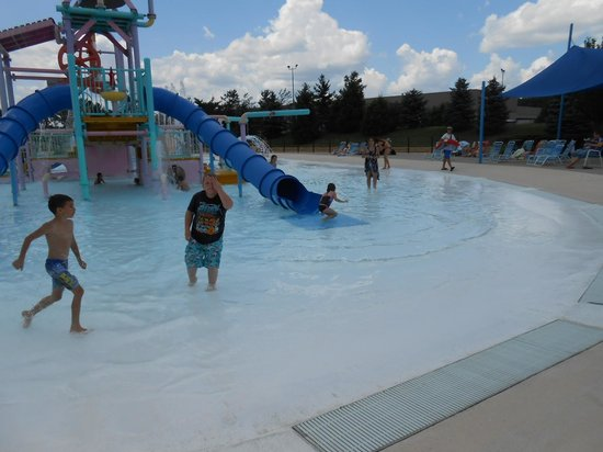 Red Oaks Waterpark: great time