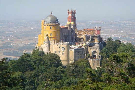Fellow Tours: Private Sightseeing Tour to Sintra, Pena Palace