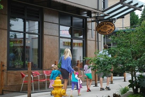 Chaco Canyon Cafe: It is ideal for families, friends and couples (West Seattle)