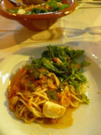 Di Taroni : Spaghetti Bettola