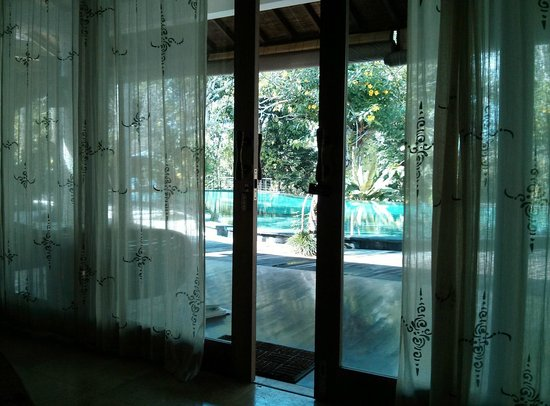 Pandawas Villas: View from the room