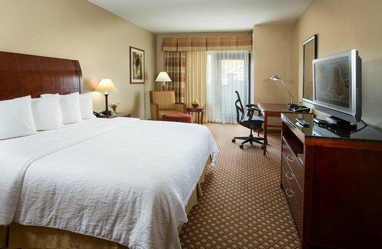 hilton garden inn san diego del mar standard king room - Hilton Garden Inn San Diego