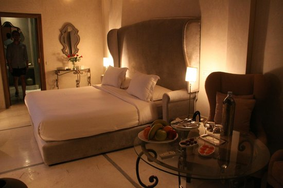 Riad Joya: Hotel room