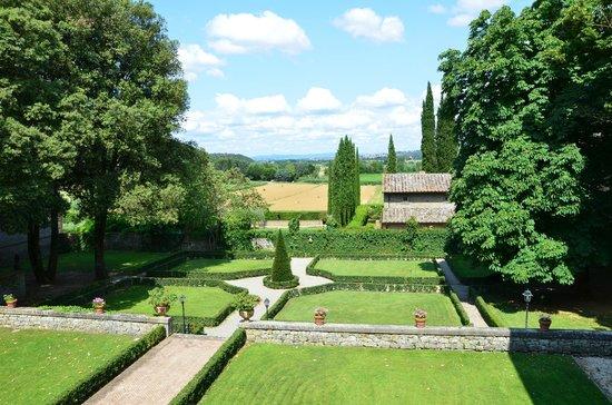 Villa di Piazzano: Hotel Garden