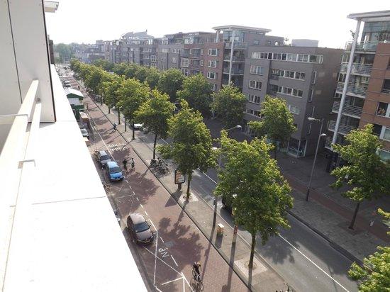 De Lastage Apartments: Ugliest street in Center - 1