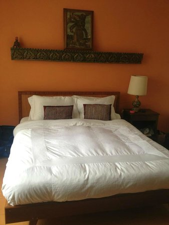 Su Casa Colombia: Our lovely room!